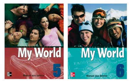 My World covers