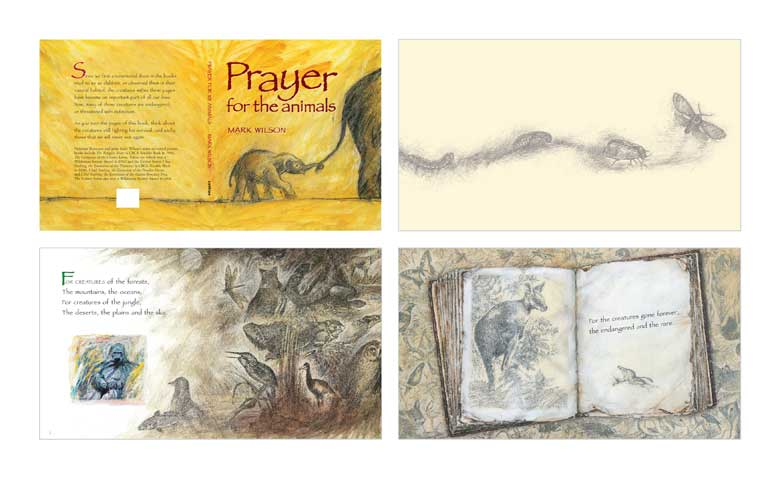 peter shaw folio website - book design